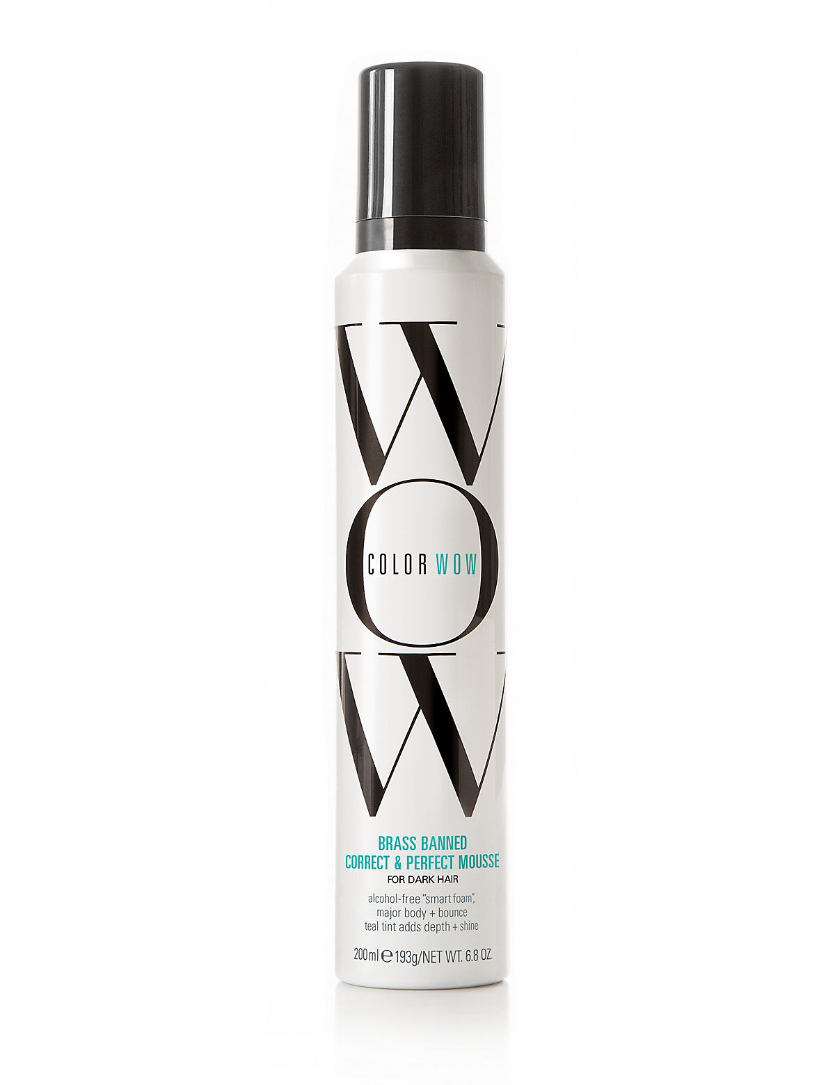 Color WOW Brass Banned Mousse Dark