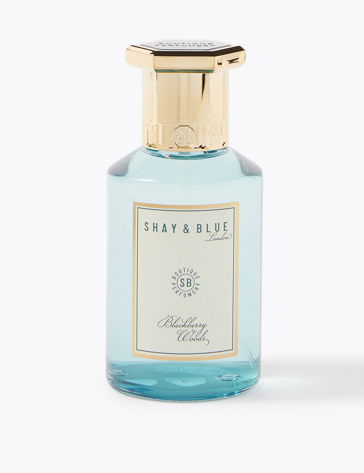 SHAY & BLUE Blackberry Woods Eau de Parfum100ml