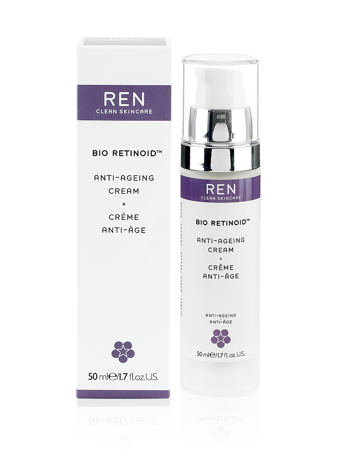 REN Bio Retinoid Day Cream 50ml