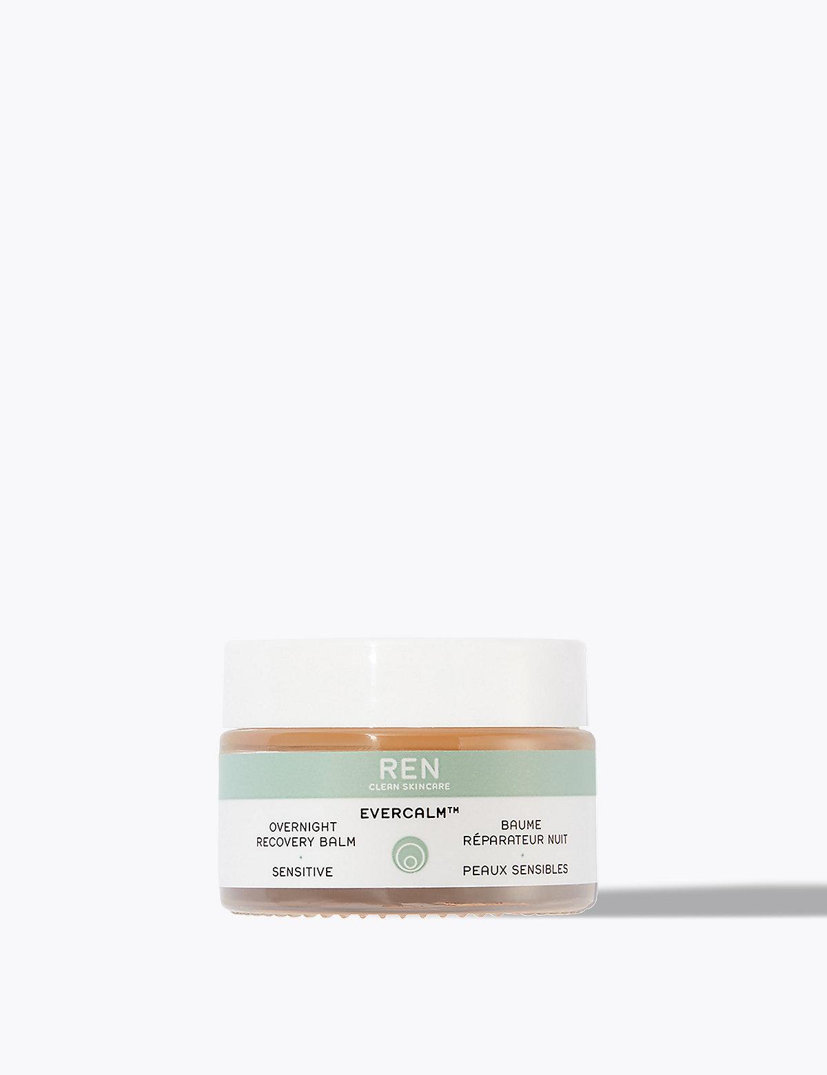 REN Evercalm Overnight Recovery Balm 30ml