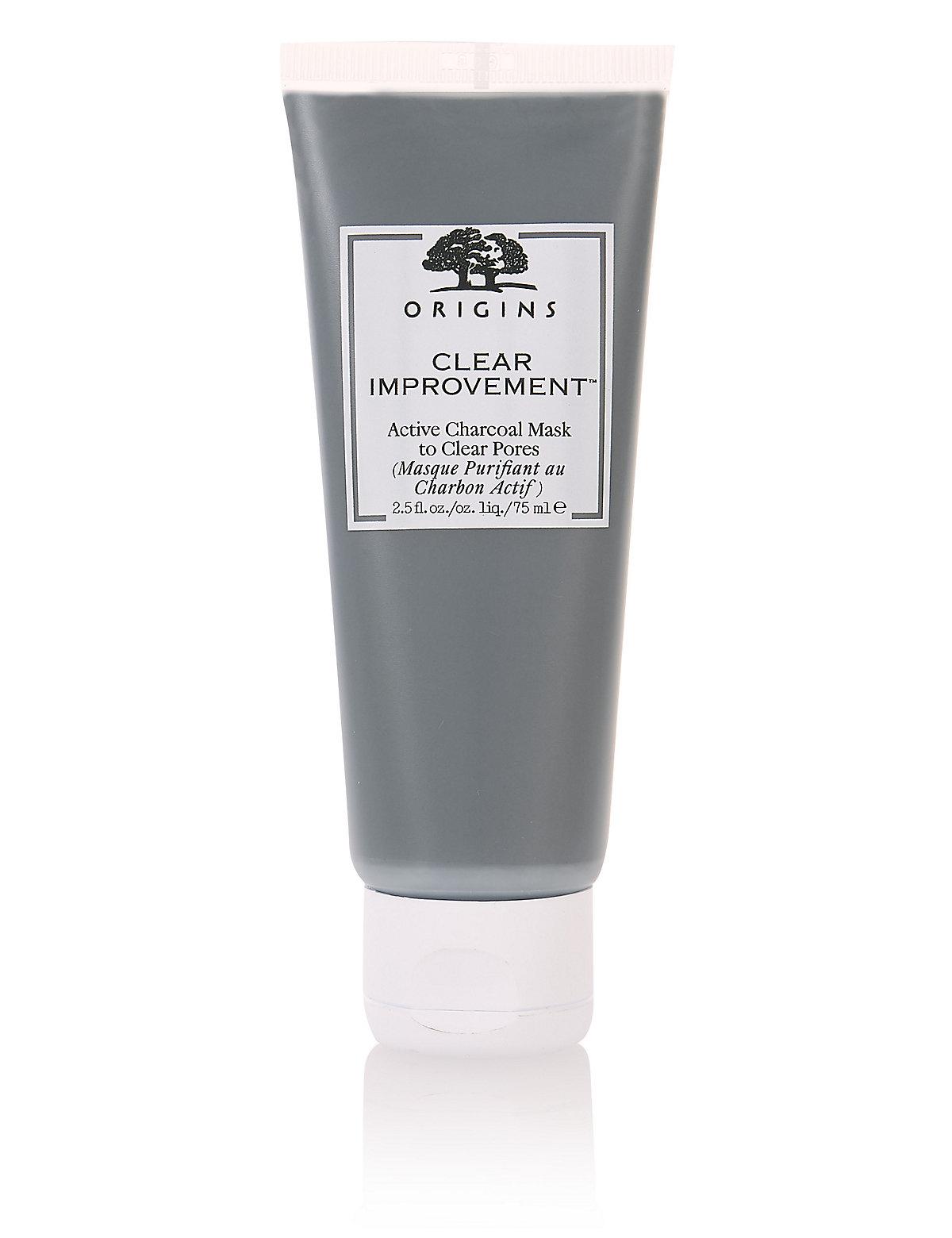 Origins Clear Improvement Active Charcoal Mask 75ml