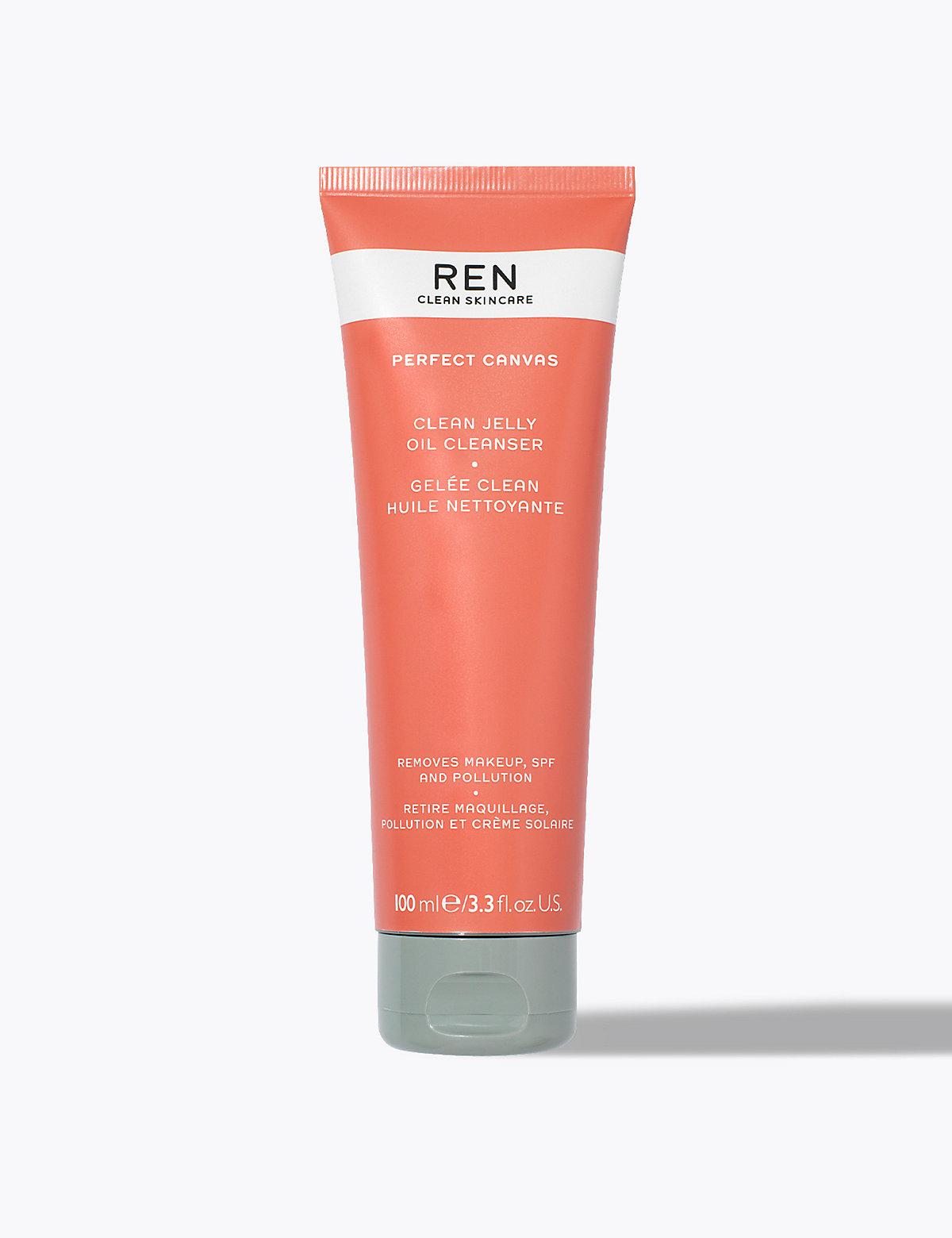 REN Clean Jelly Oil Cleanser 100ml