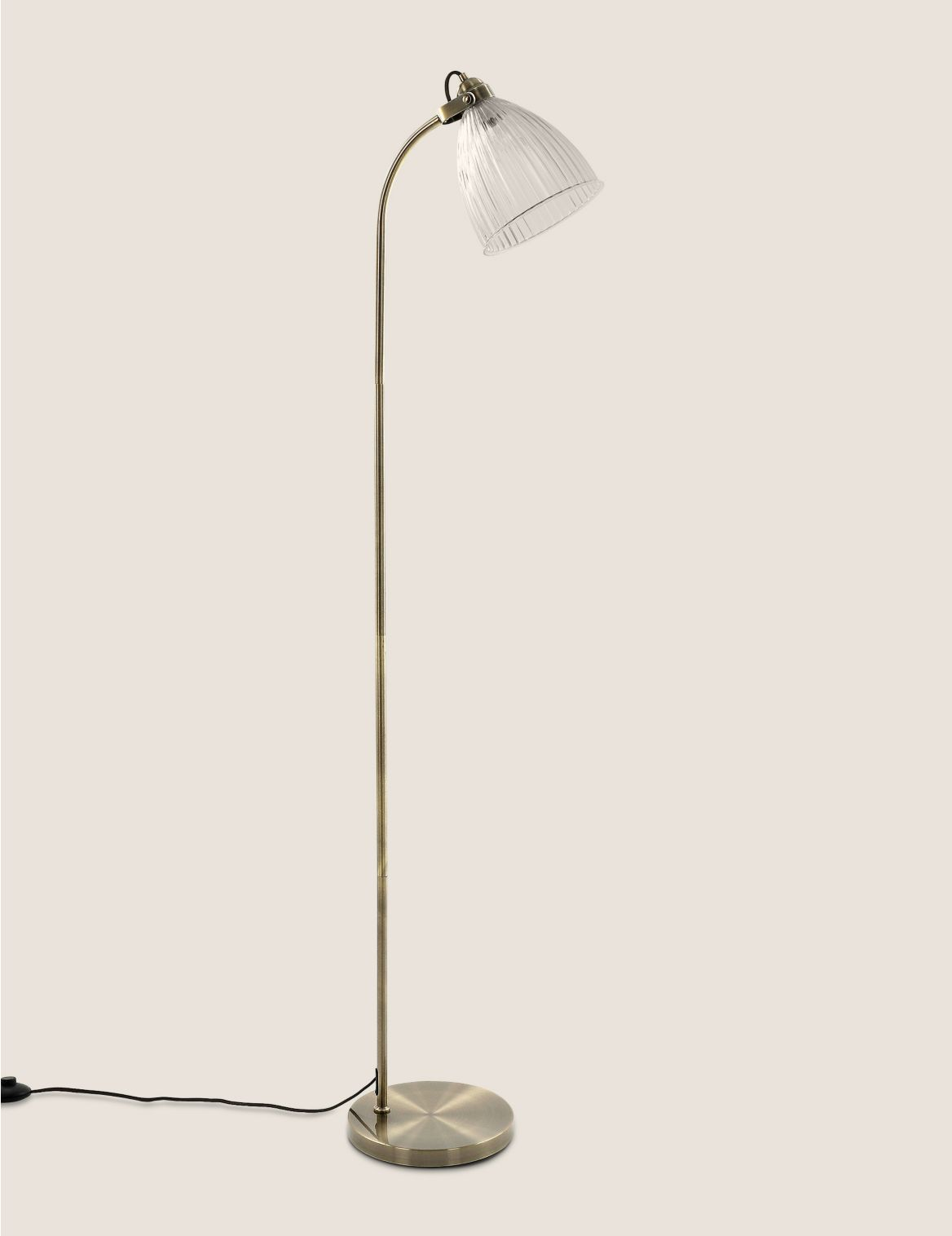 Florence Floor Lamp Yellow