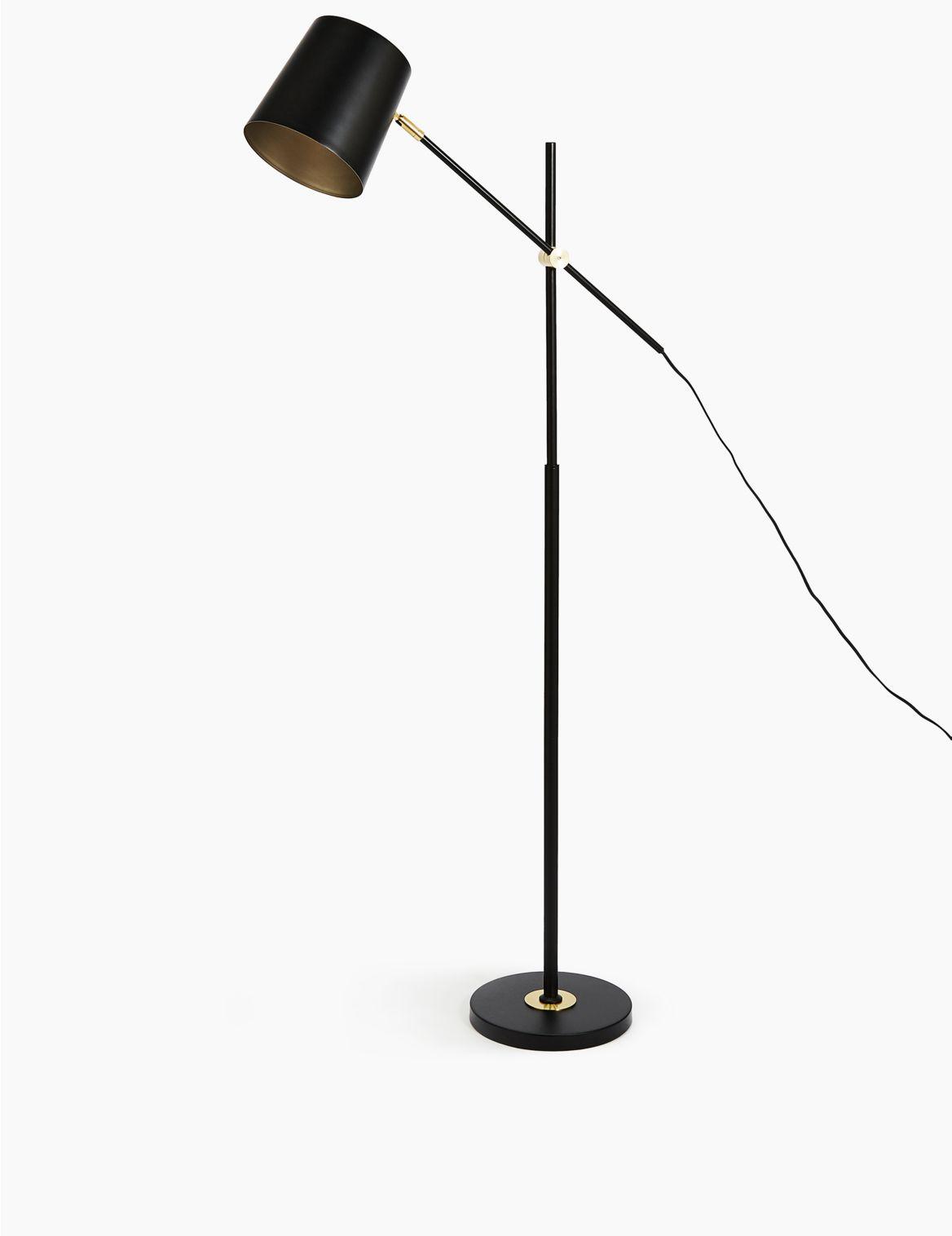 Milan Floor Lamp Yellow