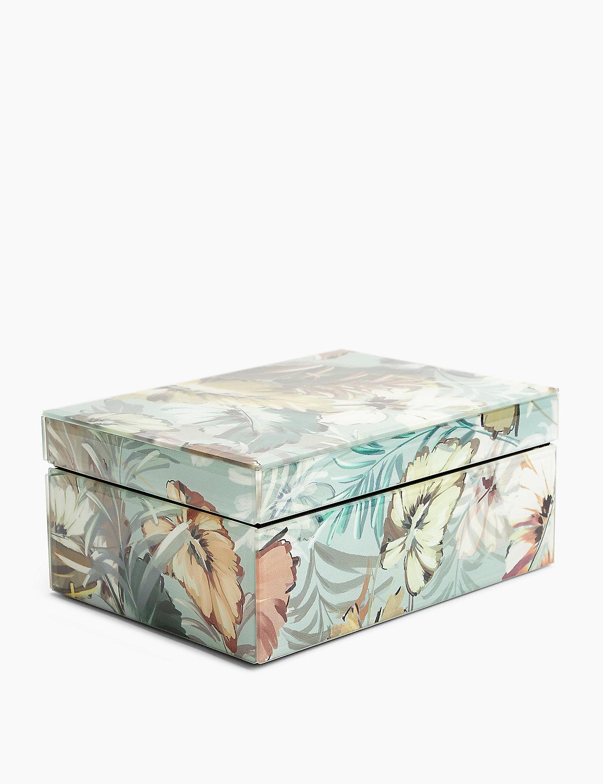Maisie Printed Trinket Box