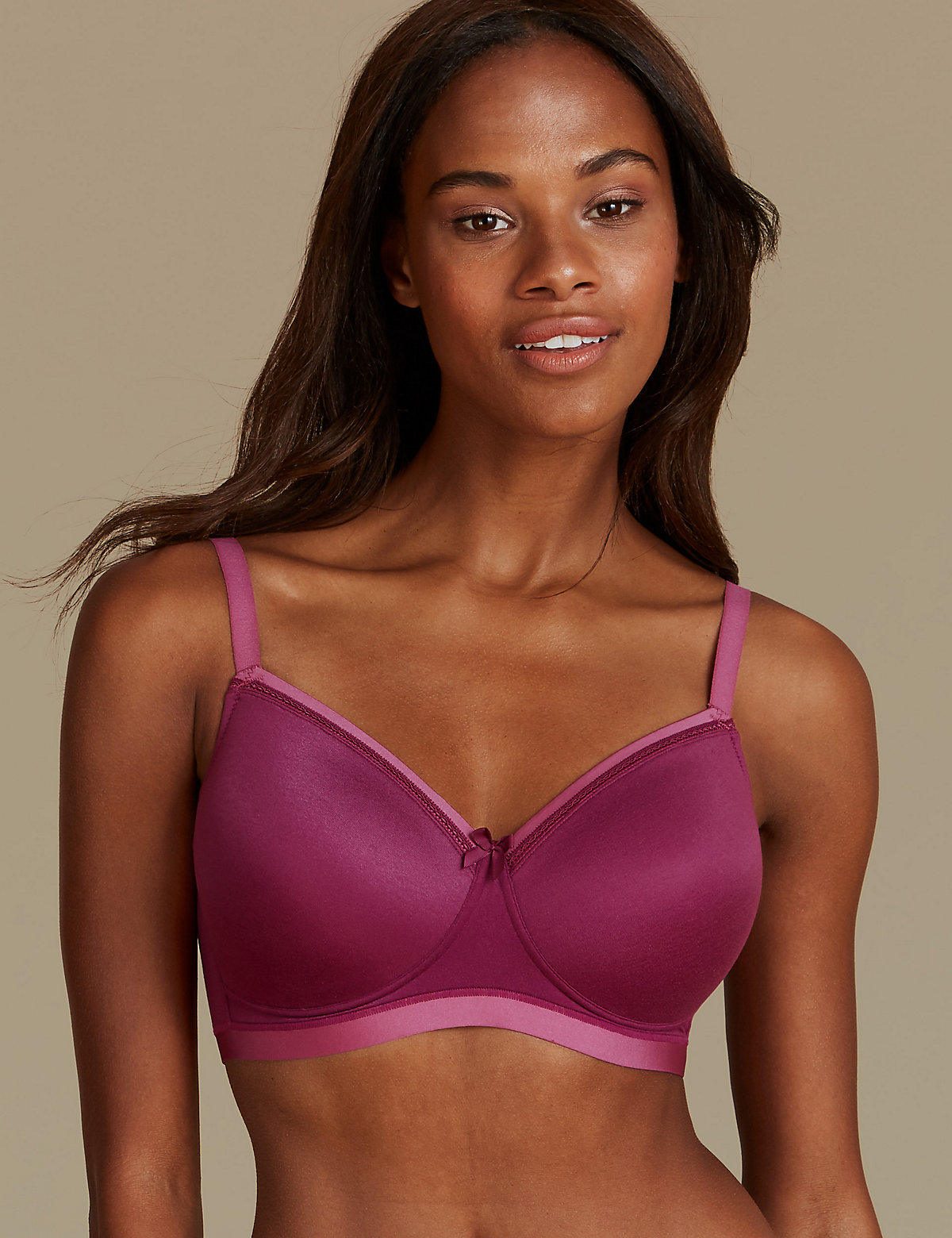 8925fdaacd M S Collection Sumptuously Soft Full Cup T-Shirt Bra AA-E