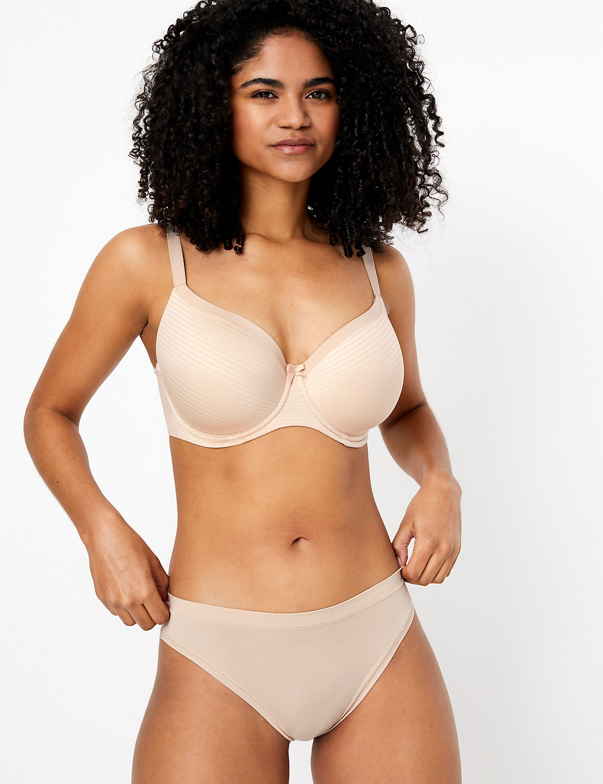 5a25006ce5a74 M S Collection Sumptuously Soft Padded Full Cup T-Shirt Bra DD-G - Marks    Spencer at Westquay - Shop Online