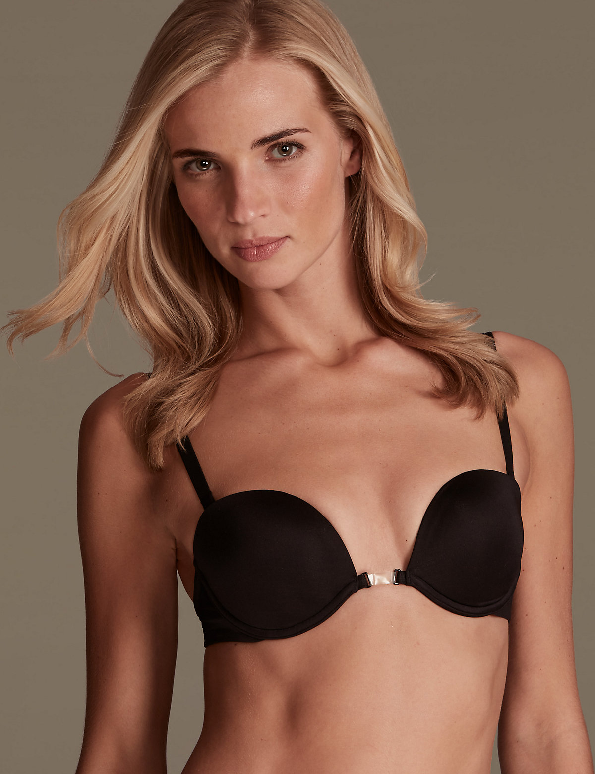 M&S Collection 100 Ways to Wear Multiway Bra A-DD with Low Back Converter