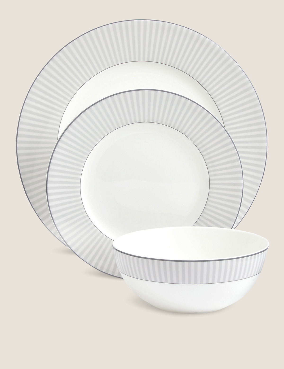Image of 12 Piece Hampton Dinner Set