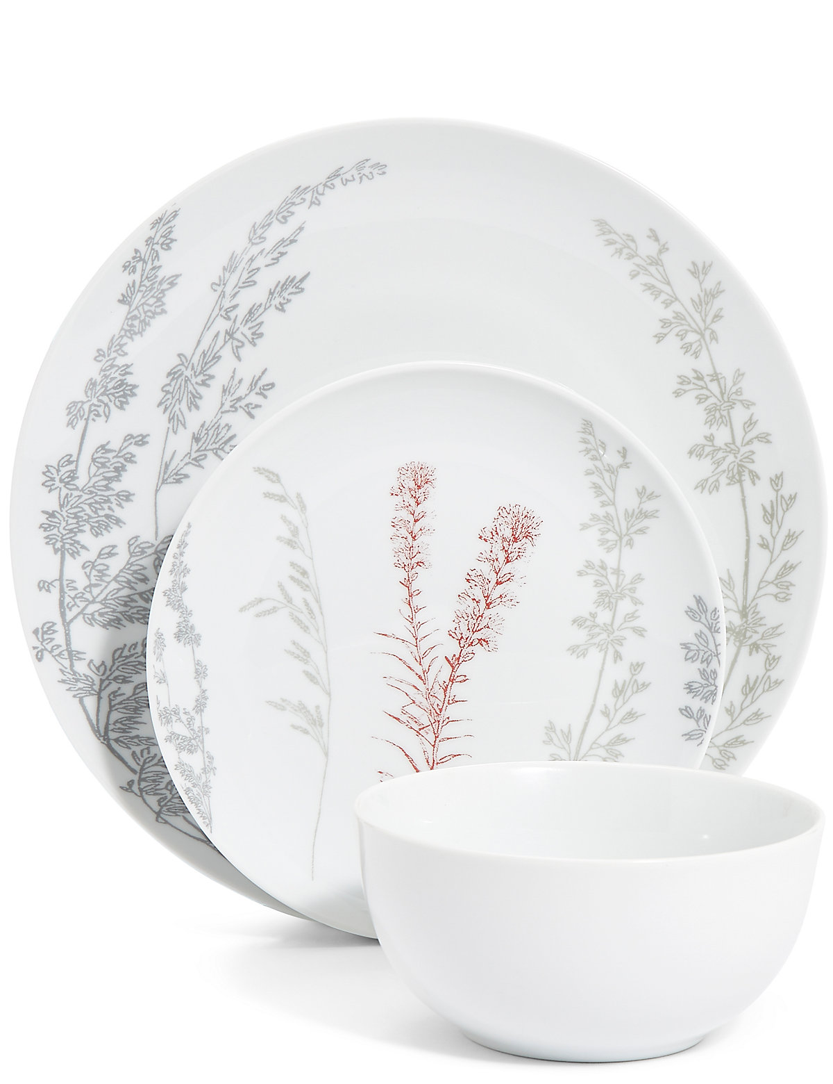 Image of 12 Piece Florence Dinner Set
