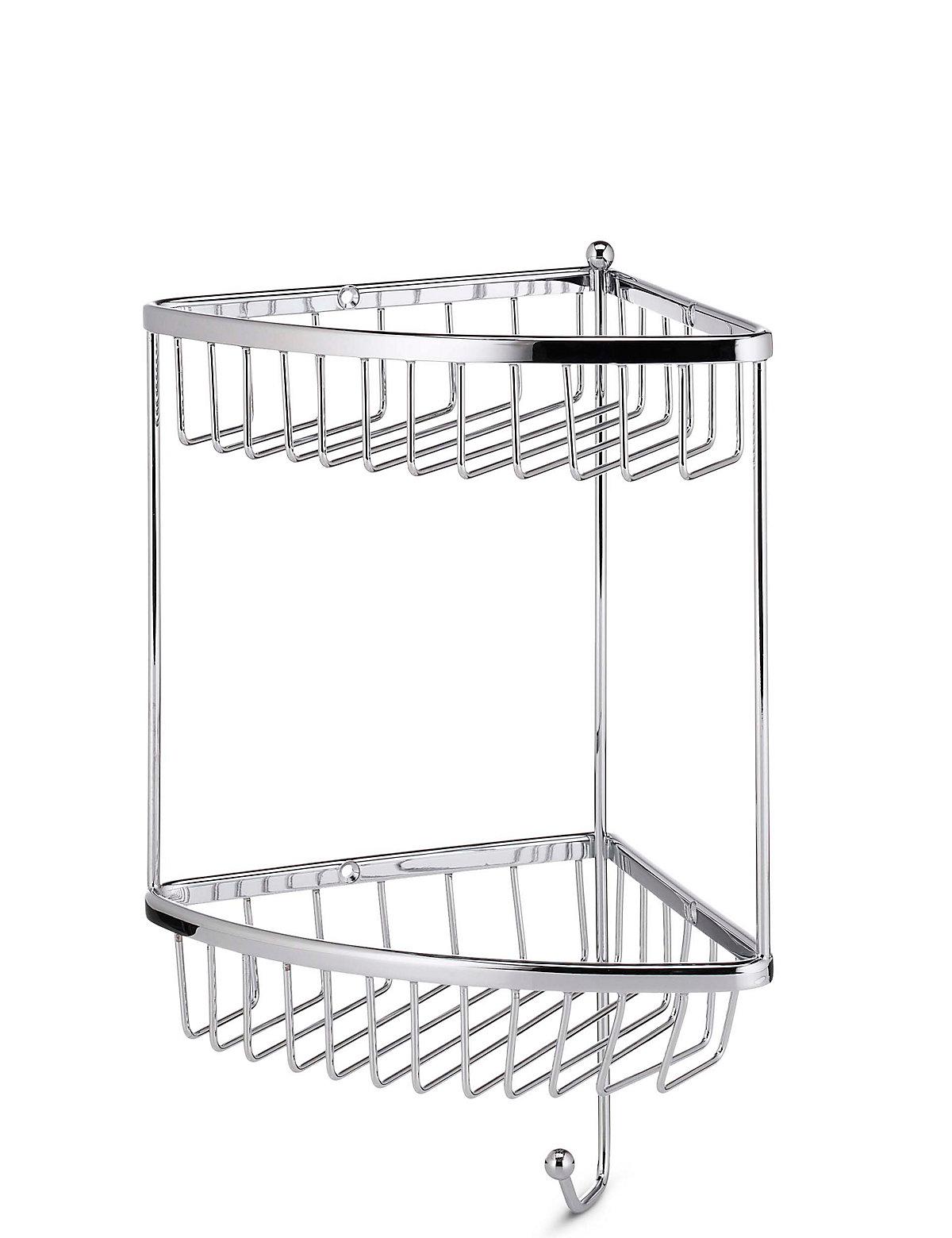 2Tier Corner Basket
