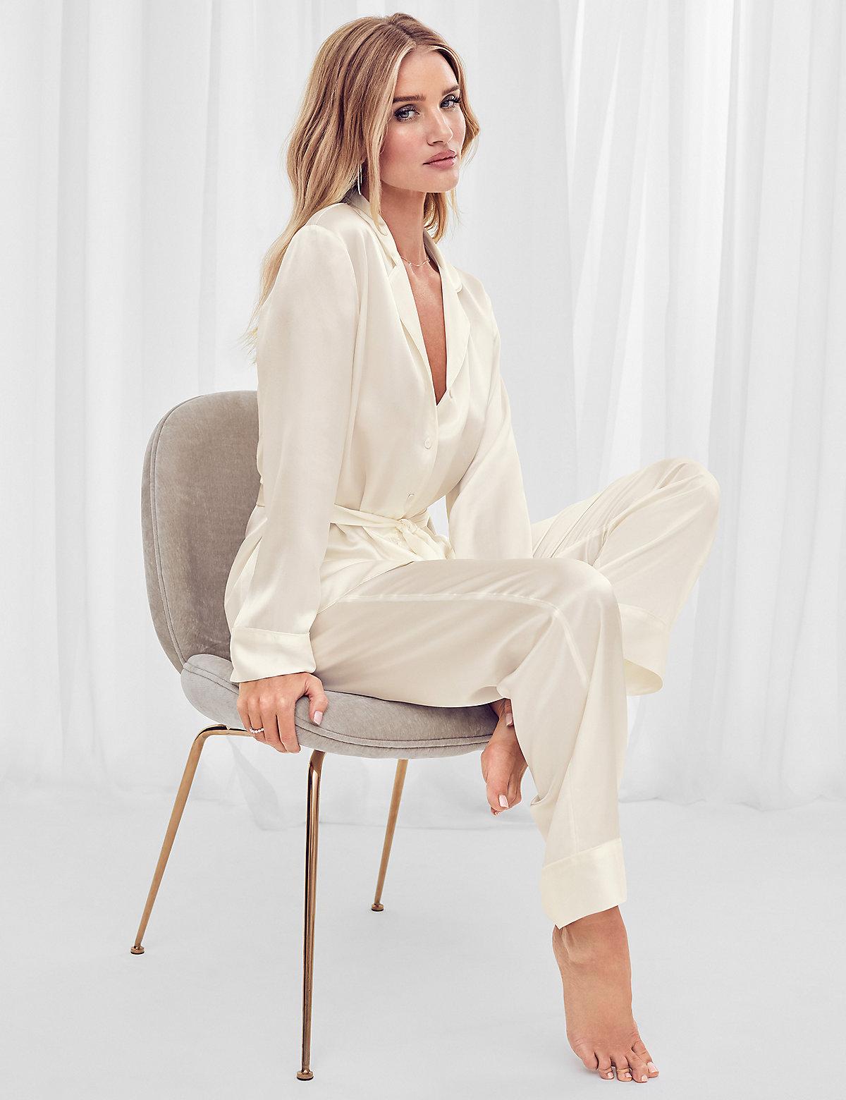 ROSIE Silk Bridal Pyjama Set