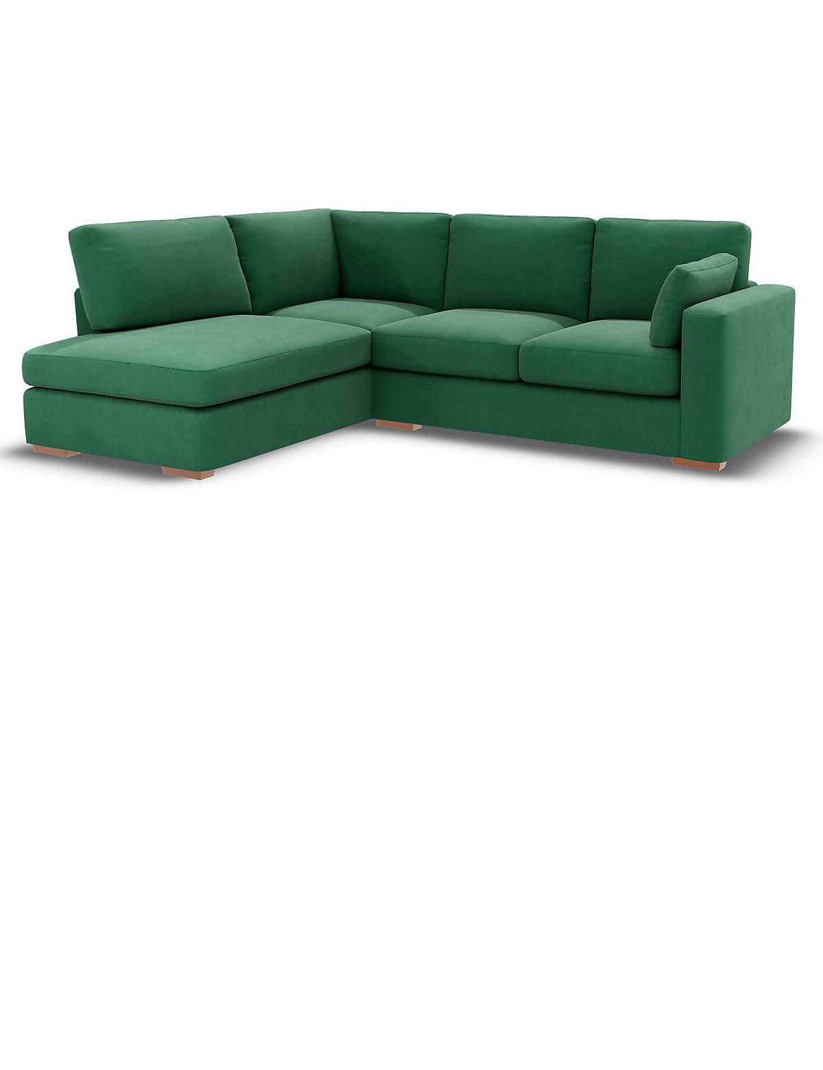 image-Boston Small Corner Chaise Sofa (Left-Hand)