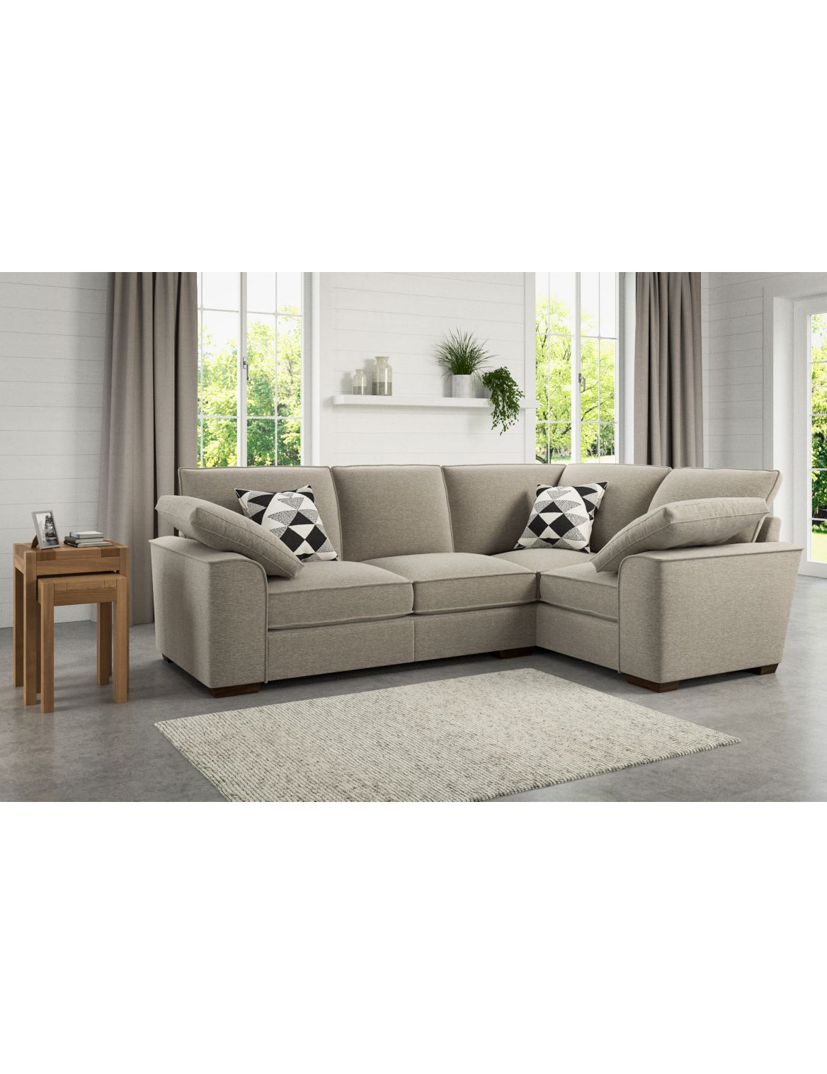 Pleasant Marks Spencer Nantucket Extra Small Corner Sofa Right Creativecarmelina Interior Chair Design Creativecarmelinacom