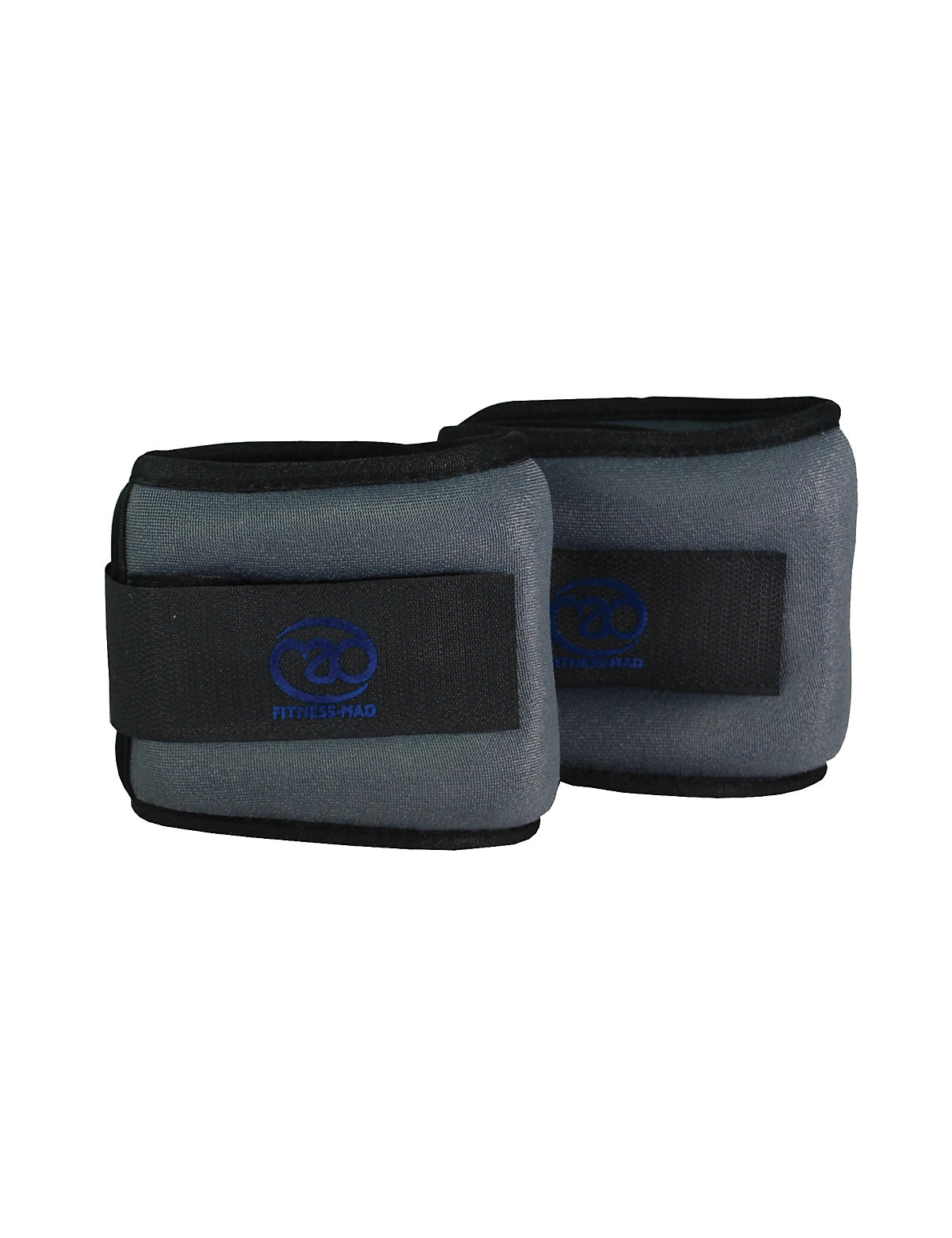 Yoga-Mad Set of 2 Wrist & Ankle Weights