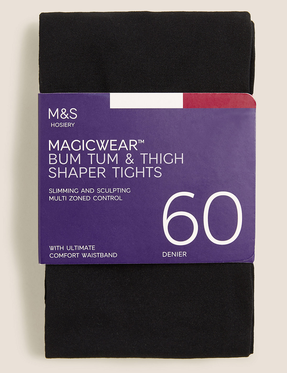 57311e8bef M S Collection 60 Denier Magicwear Opaque Tights