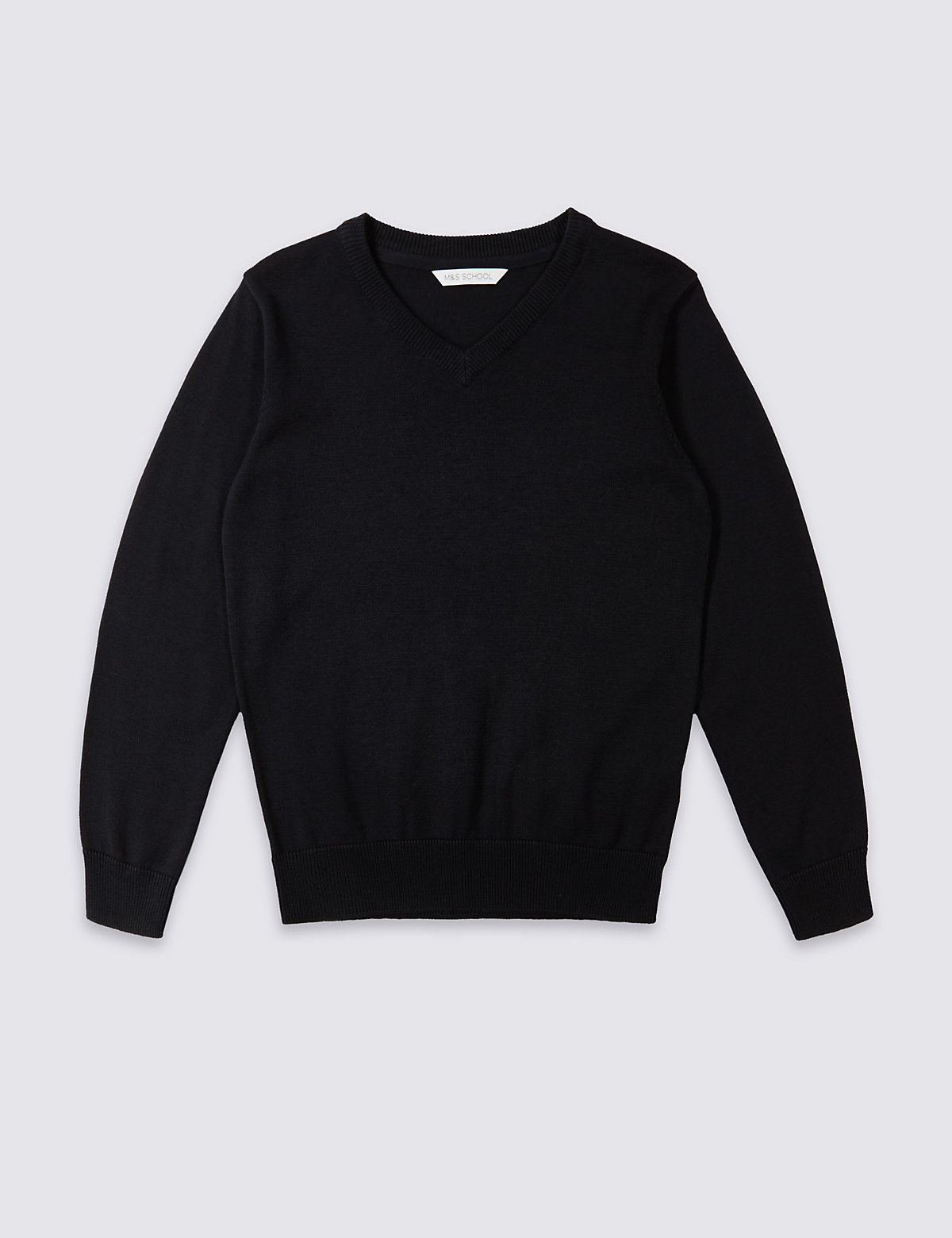 Outstanding Value Unisex Pure Cotton Jumper with StayNEW