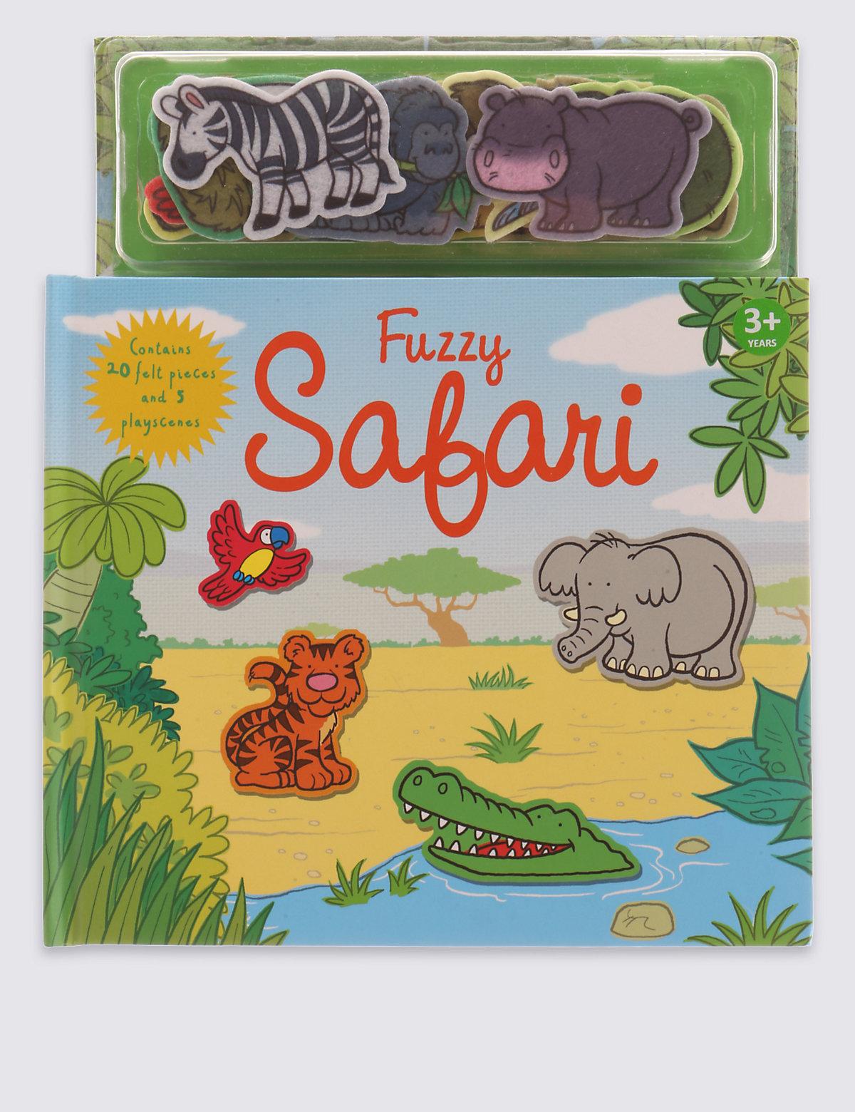 Fuzzy Safari Book