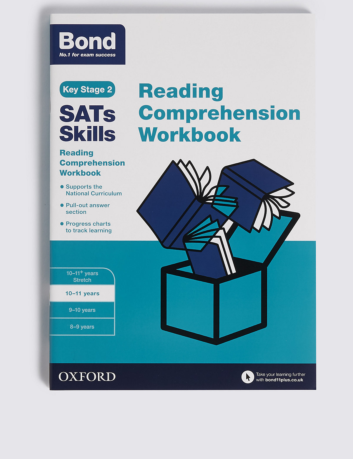 Workbooks key stage 2 workbooks : Bond SATs Skills English | Bluewater | £10.00