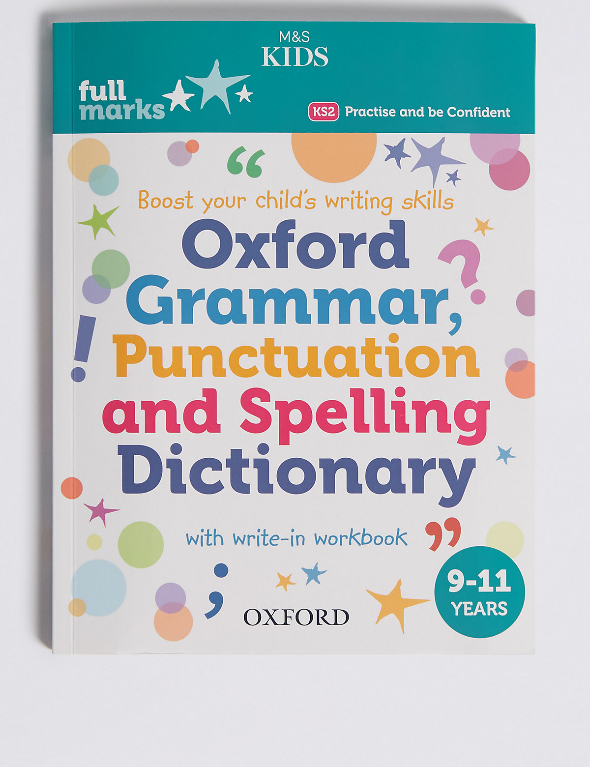 Workbooks grammar and punctuation workbook : KS2 English SAT Buster Book 2 Answers - Grammar   Compare   Bluewater