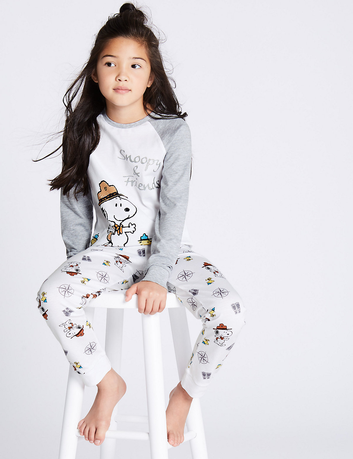 Snoopy Pyjamas (7-16 Years)