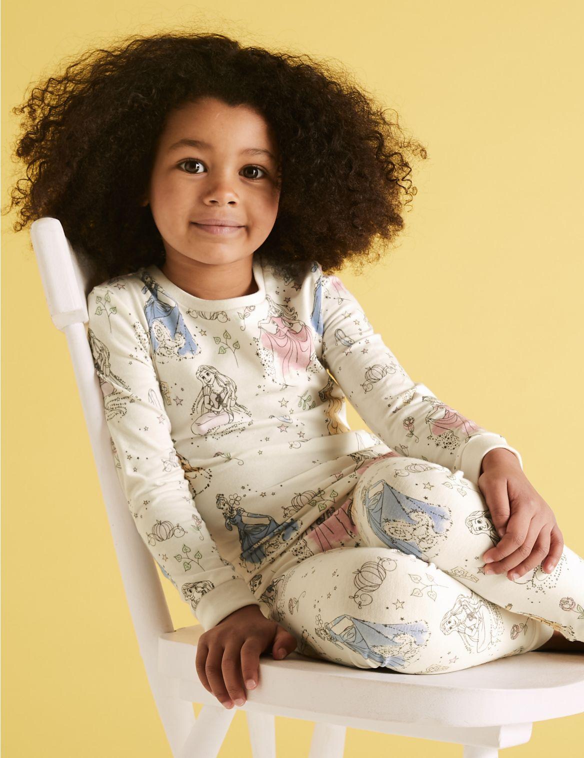 disney princess™ pyjama set (2-10 yrs) multi-coloured