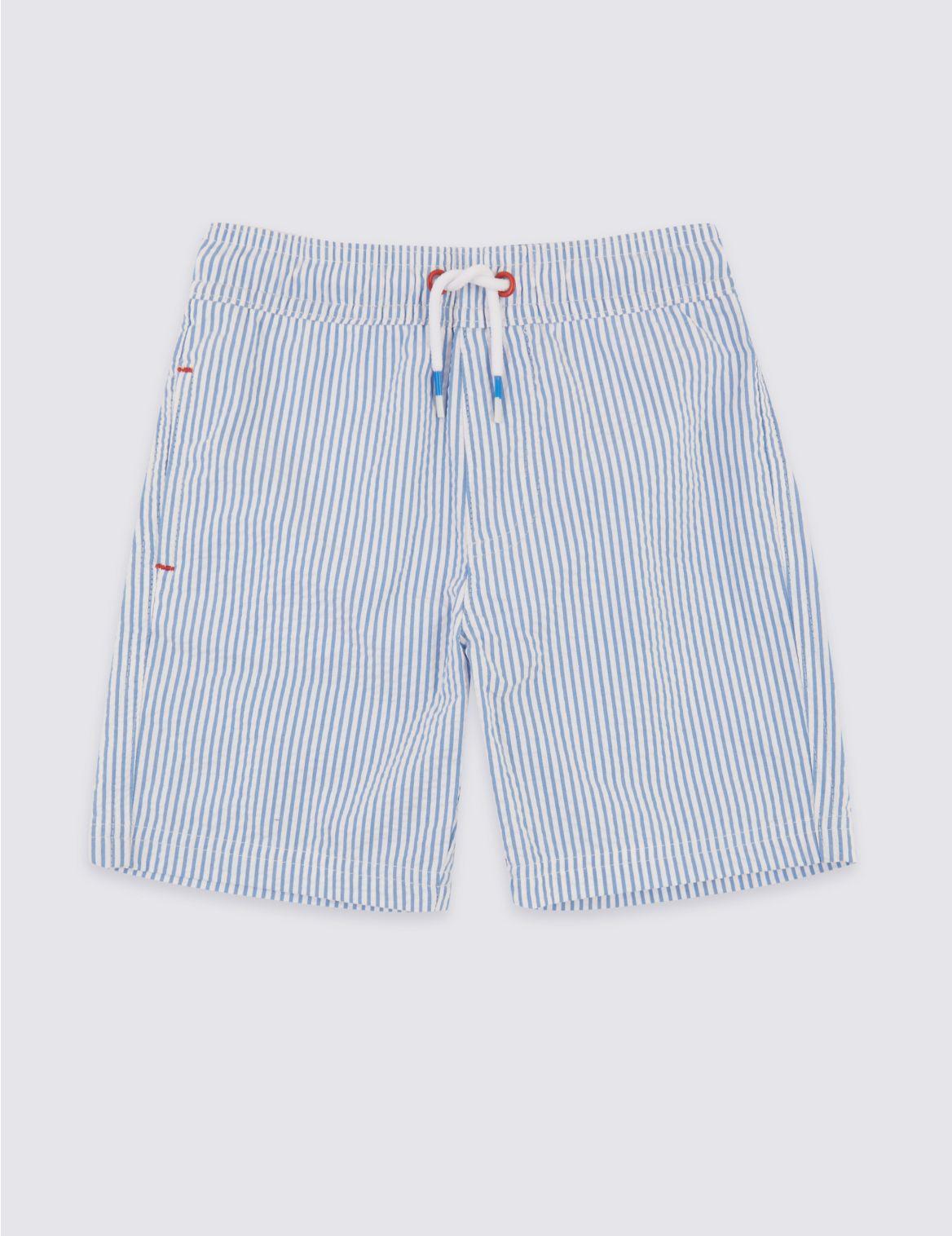 4b2bdfd6b6 Marks & Spencer Swim Shorts with Sun Smart UPF50+ (3 Months - 7 Years)