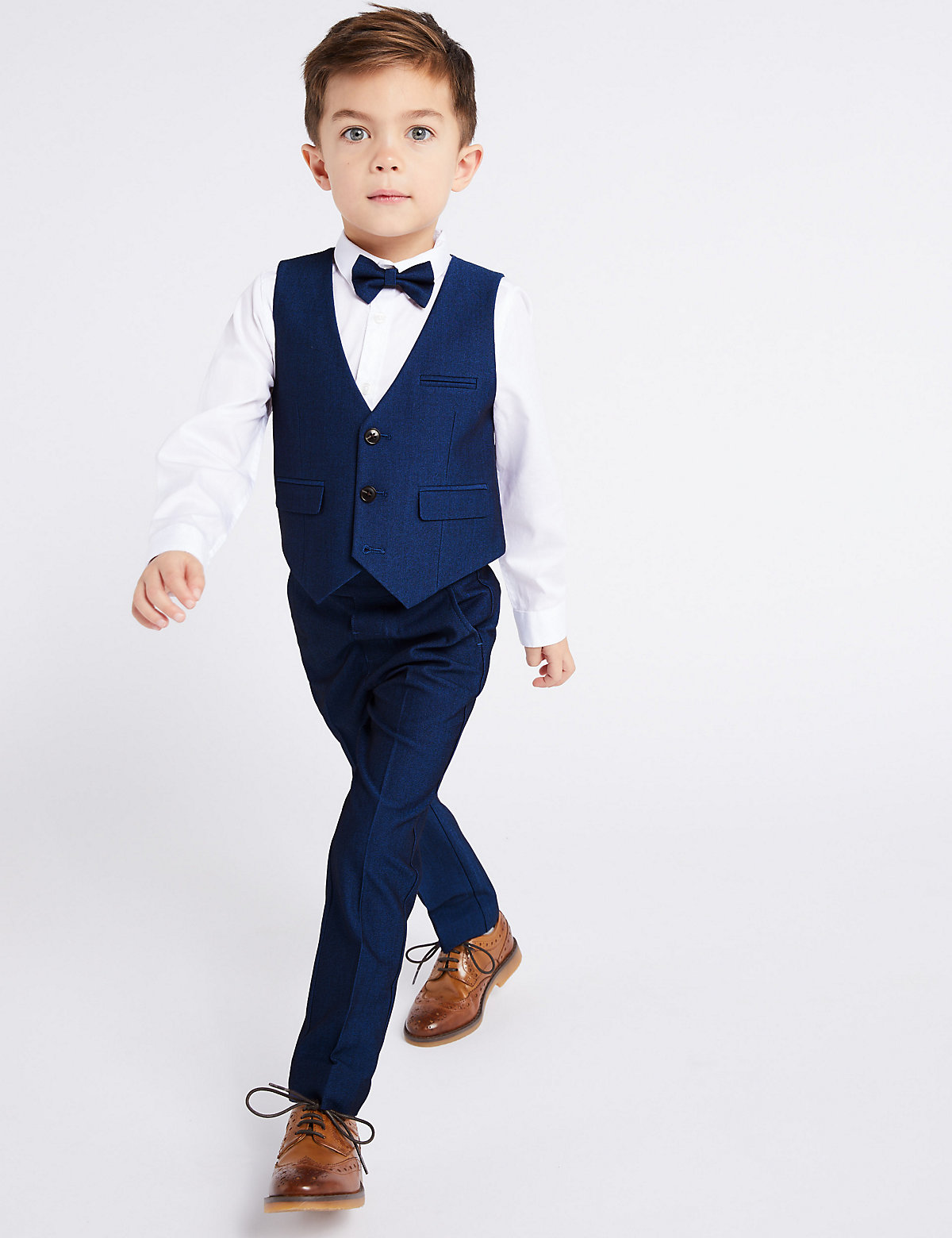 4 Piece Suit Outfit (3 Mths - 7 Yrs)