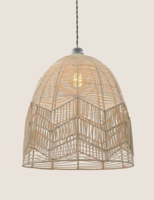 Rattan Easy Fit Shade