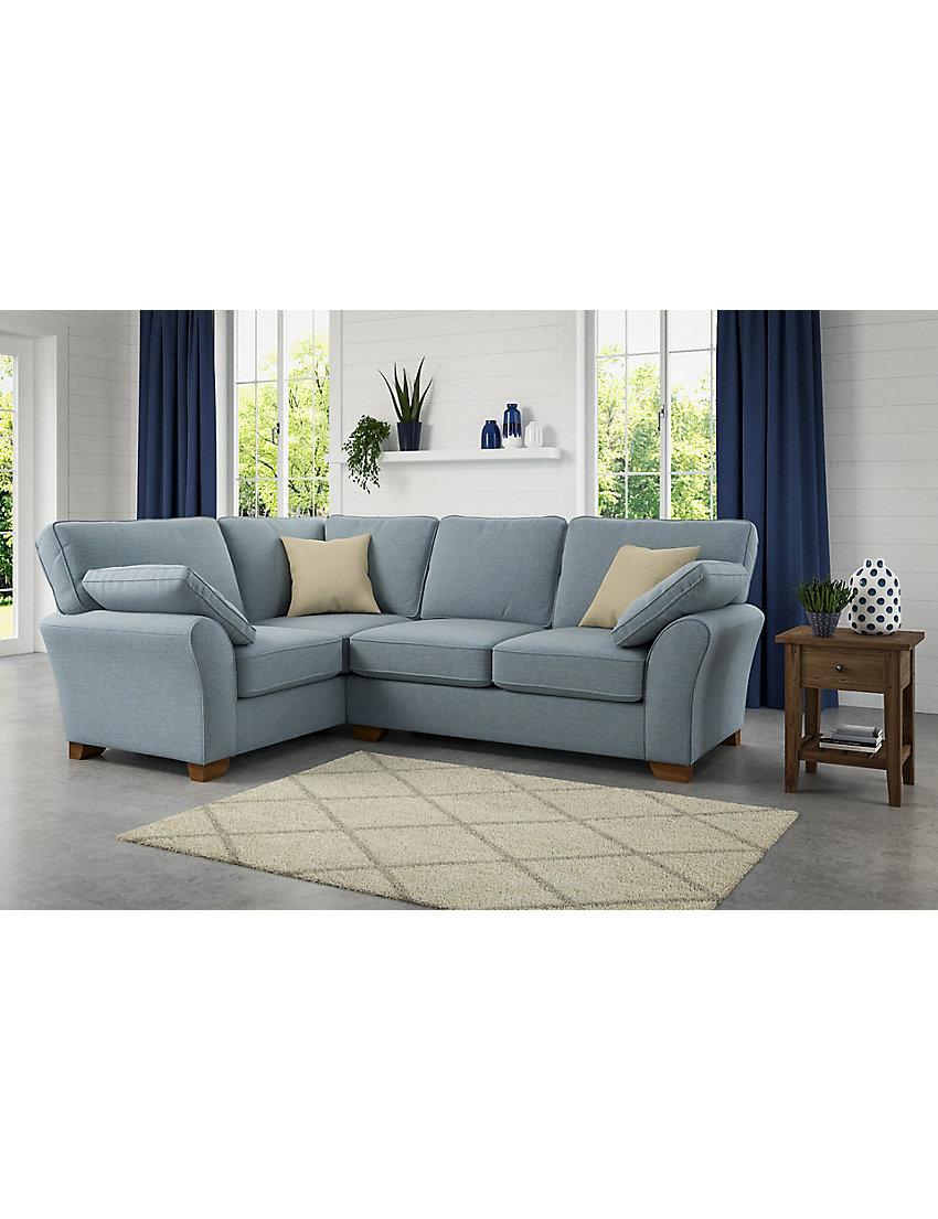 Awe Inspiring Camborne Extra Small Corner Sofa Left Hand Home Interior And Landscaping Pimpapssignezvosmurscom