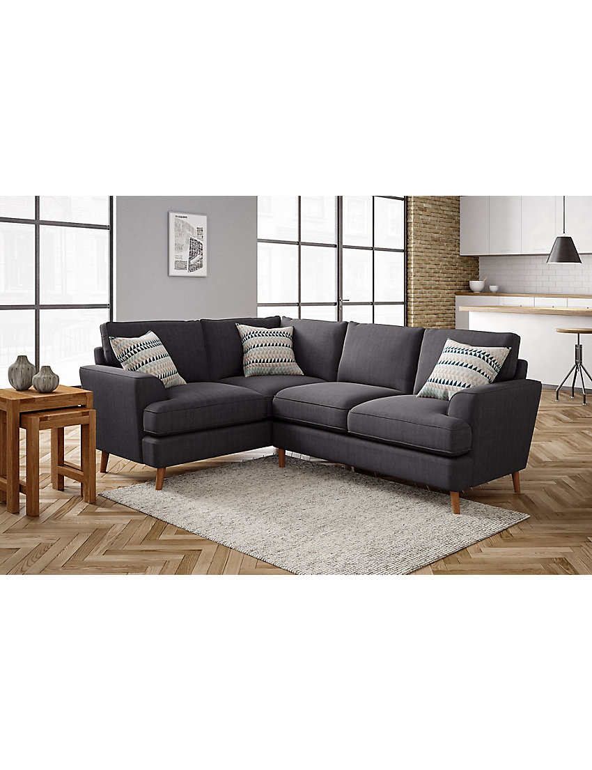 Pleasant Copenhagen Extra Small Corner Sofa Left Hand Home Interior And Landscaping Pimpapssignezvosmurscom