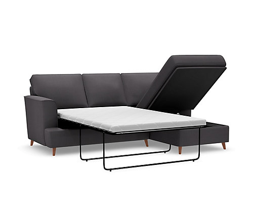 new style 4017c 94302 Copenhagen Corner Chaise Storage Sofa Bed (Right-Hand)