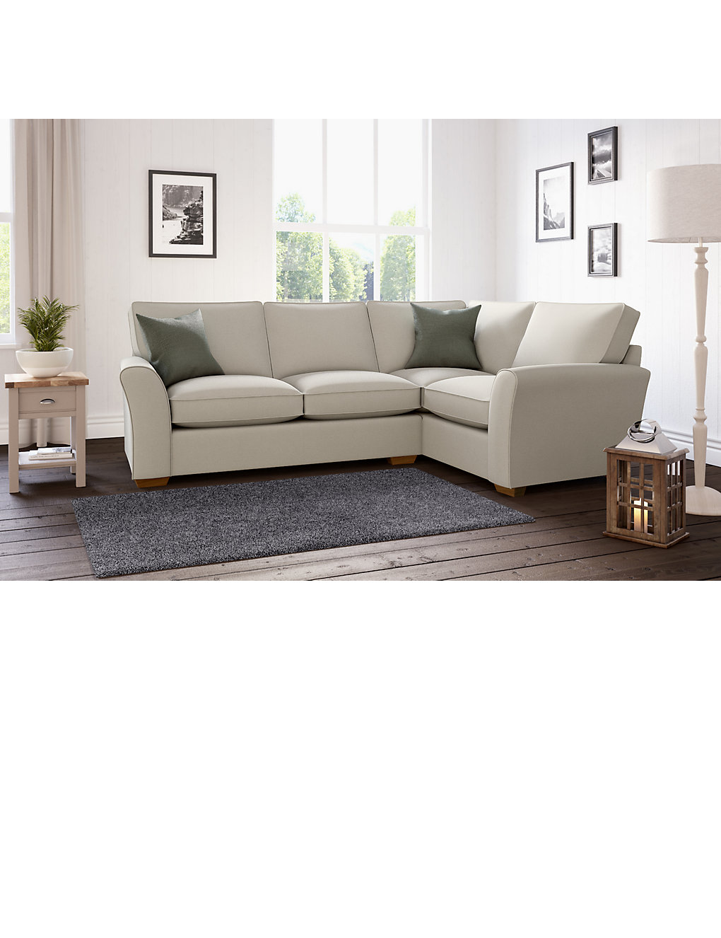 Marks And Spencer Lincoln Corner Sofa