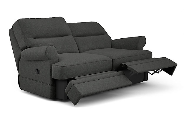 Peachy Berkeley Split Back Small Recliner Manual Dailytribune Chair Design For Home Dailytribuneorg