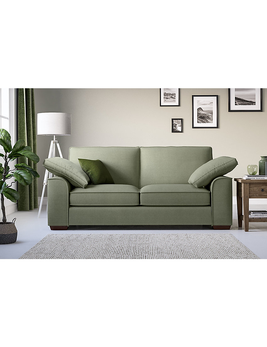 Delicious guys on a sofa