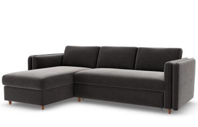 Jayden Chaise Storage Sofa Bed (Left-hand)