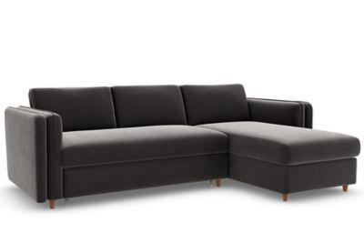 Jayden Chaise Storage Sofa Bed (Right-hand)