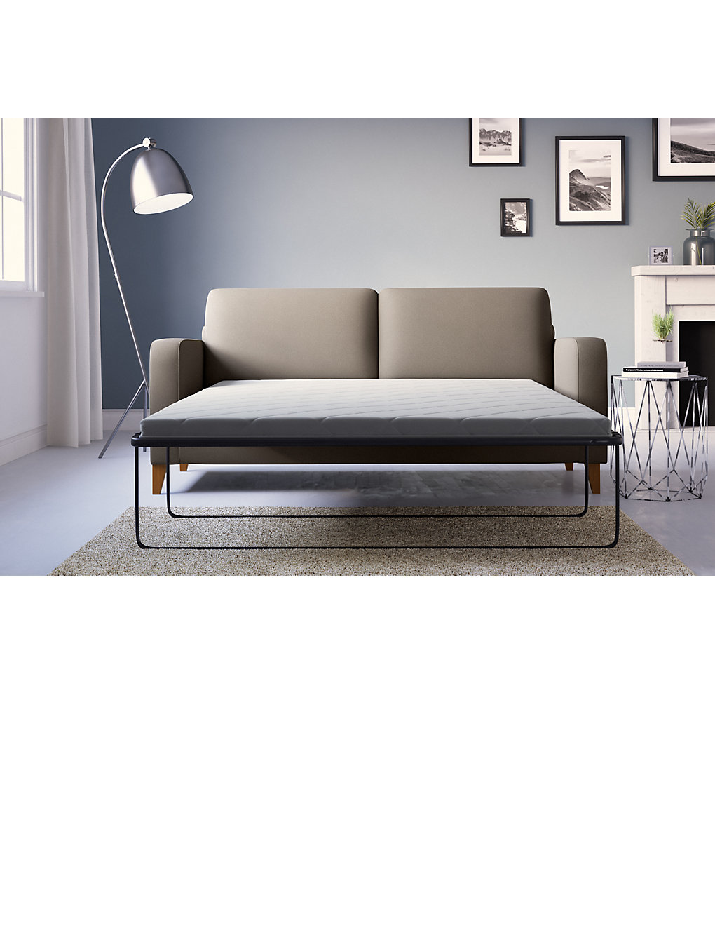 Marks and spencer sofa bed Tromso corner sofa bed review