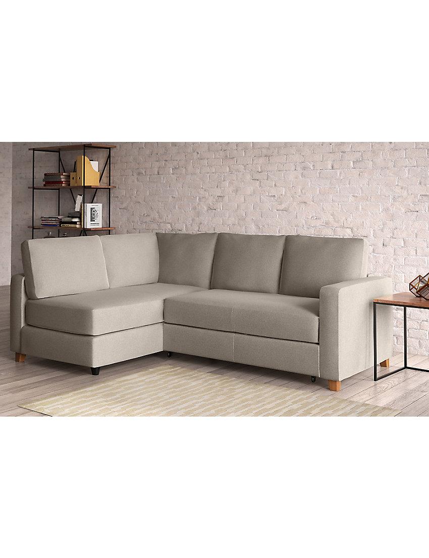 Tromso Corner Sofa Bed Left Hand M S