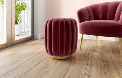 Pearl Footstool