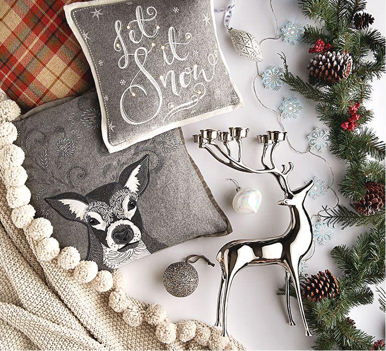 Christmas Home Décor   Christmas Decorating Themes   M&S