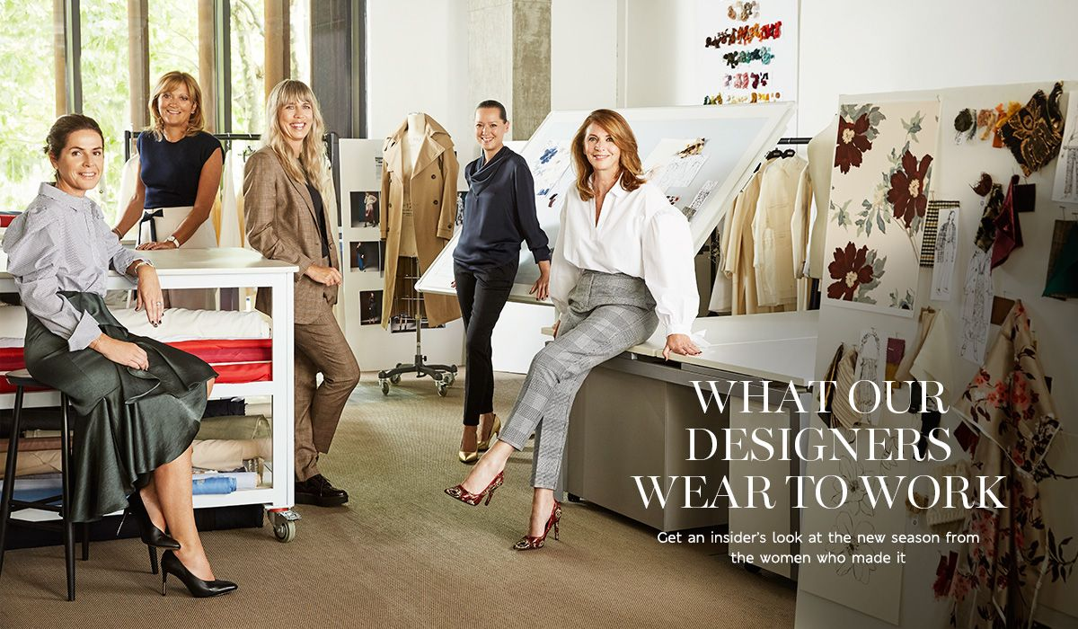 What Do Fashion Designers Wear To Work Fashion Slap