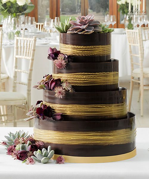 marks and spencer shimmering hoop chocolate wedding cake decorating your cake campaigns m amp s 17164